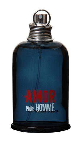 amour pour homme and key holder edt sp 75ms