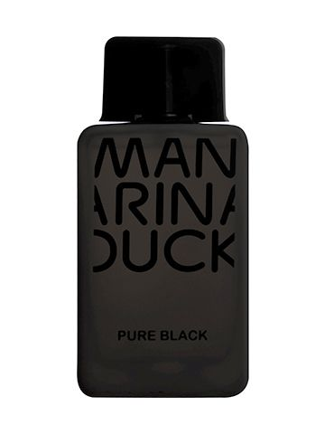mandarina duck pure black edt sp 50 ma