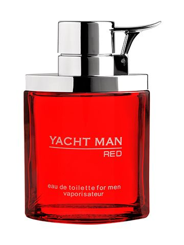 yacht man red edt sp 100 ma