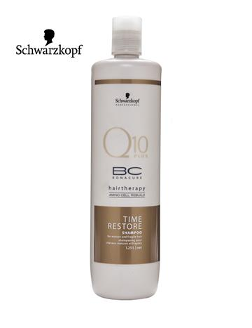BC Bonacure Time Restore Shampoo for mature & Fragile Hair 1250ml.