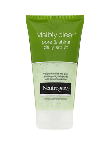 Visibly Clear Pore & Shine Daily Scrub 150ml